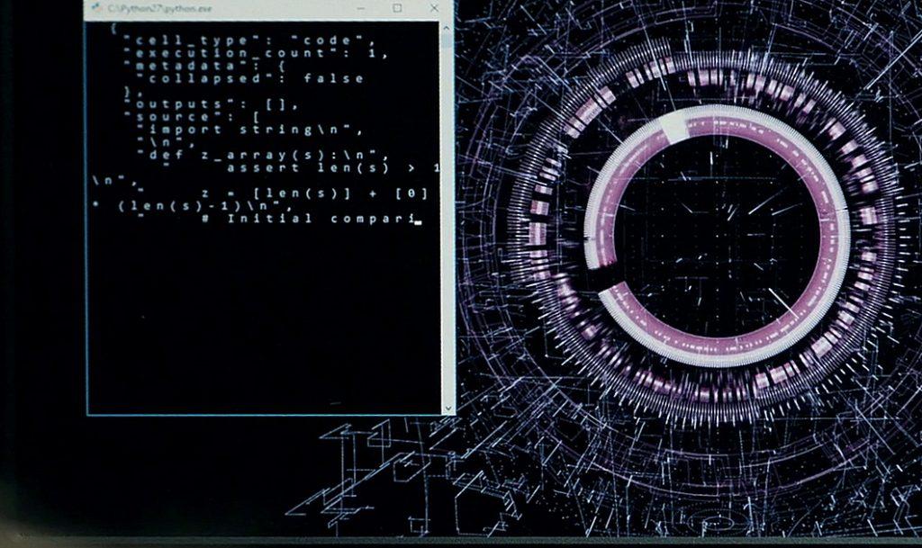 Film « Hacker / Code poursuite » sorti en 2019